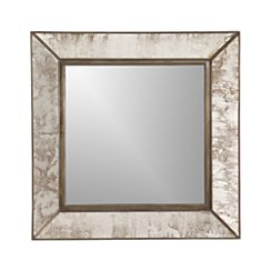 Dubois Small Square Wall Mirror