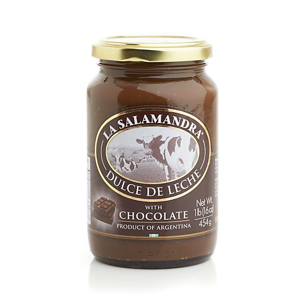 Dulce De Leche Con Chocolate.