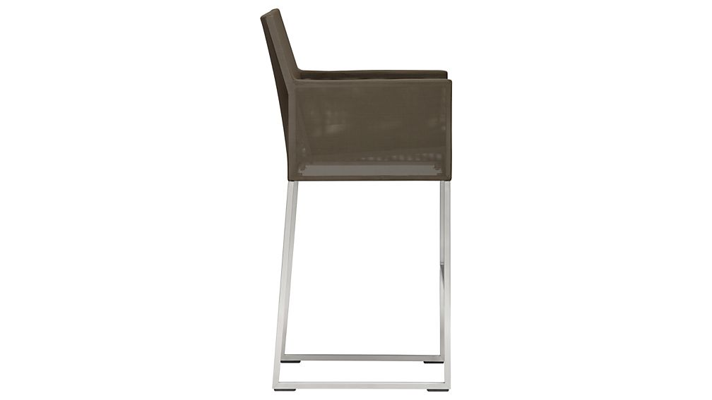 "Dune 30"" Bar Stool with Cushion"