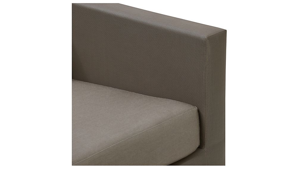 Dune Lounge Chair with Cushion