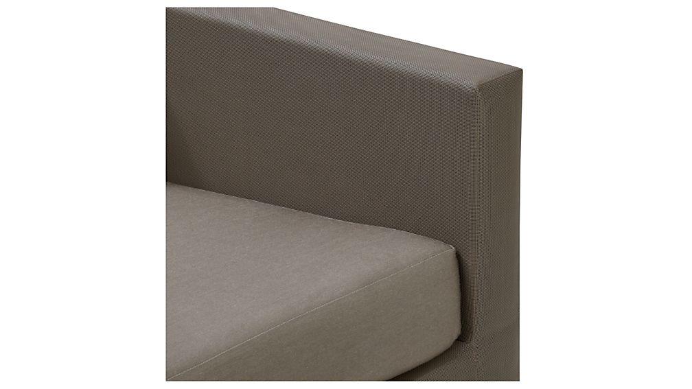 Dune Sofa with Cushion