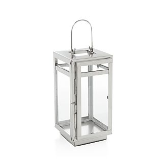 Dunley Small Metal Lantern