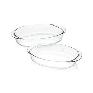 Duralex Oval Baking Dishes
