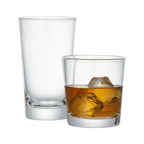 Dylan Glasses - Dylan Highball Glass