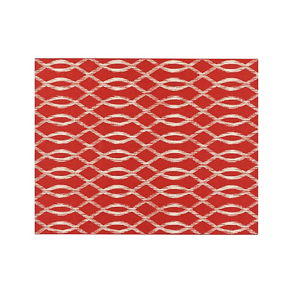 Dyna Coral Indoor-Outdoor 8'x10' Rug