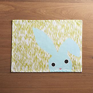 Easter Bunny Easy-Care Placemat