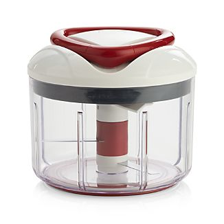 Zyliss ® Easy-Pull Manual Food Processor