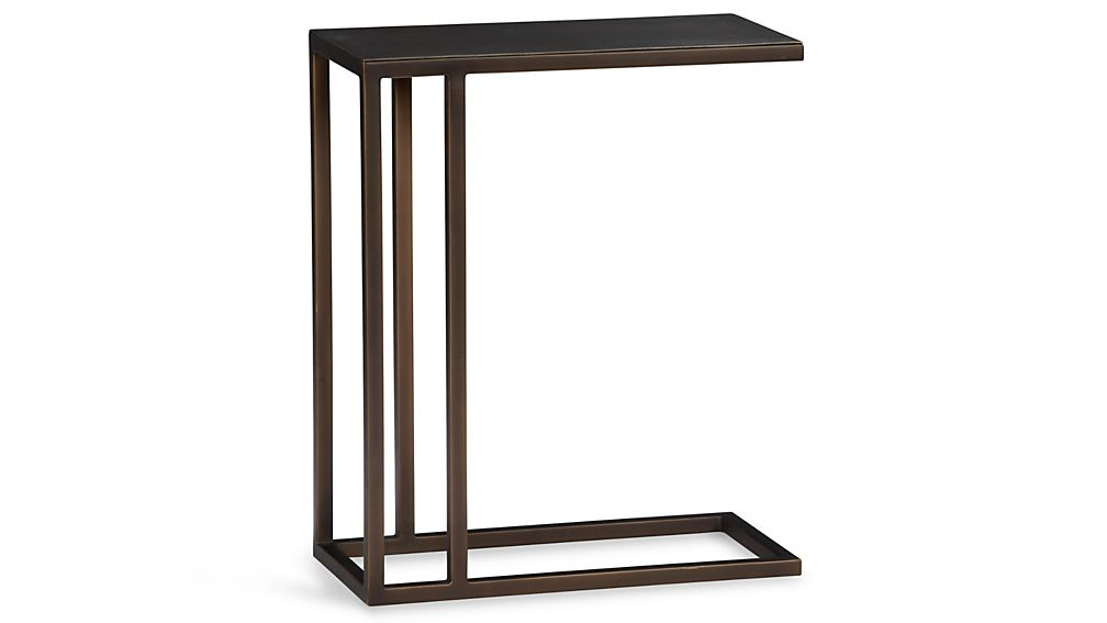 Echelon C Table Crate And Barrel