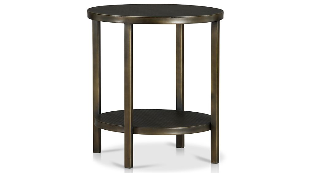 Echelon Round Side Table