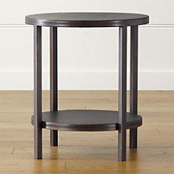 Echelon Round Side Table