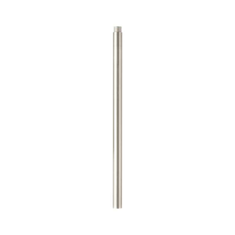 Extension rod for Eclipse Pendant accommodates higher installation needs. Steel with brushed nickel finish.<br /><br /><NEWTAG/><ul><li>Steel</li><li>Brushed silver finish</li><li>Made in China</li></ul>