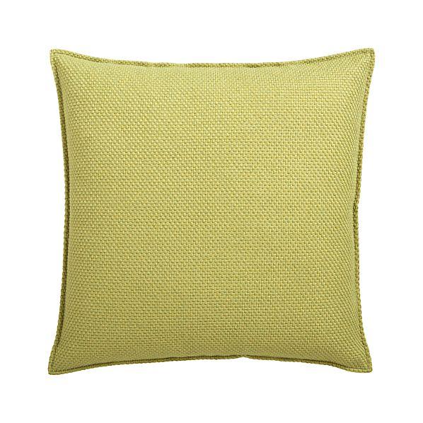 """Eclipse Green 20"""" Pillow"""