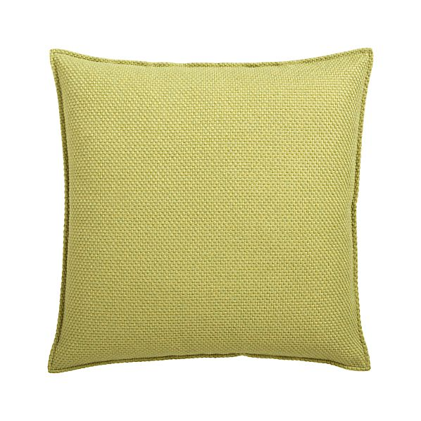 "Eclipse Green 20"" Pillow"