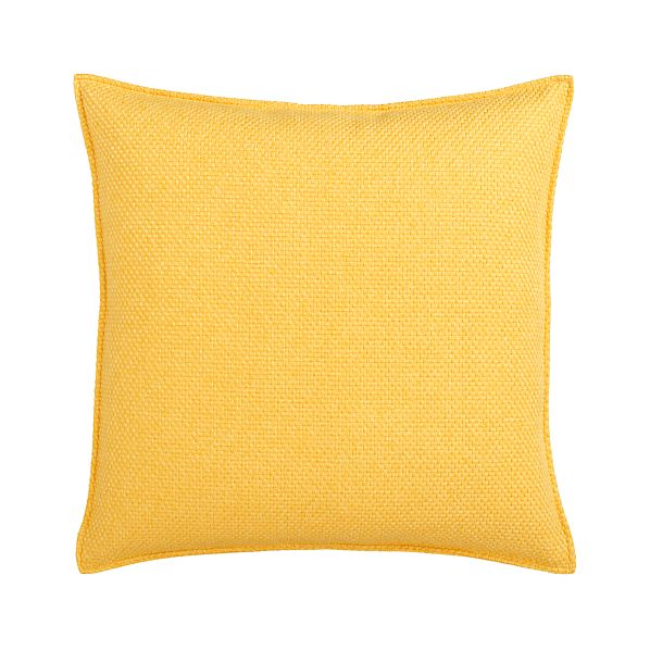 "Eclipse Lemon 20"" Pillow"