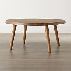 Edgewood Round Coffee Table