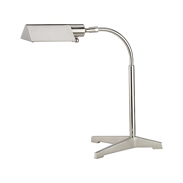 Edson Silver Table Lamp
