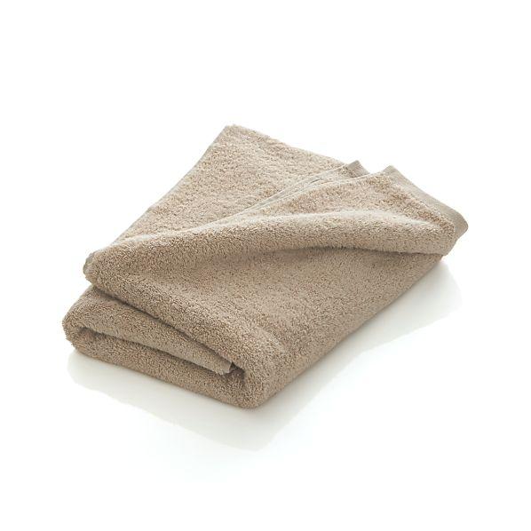 Sand Egyptian Cotton Bath Towel