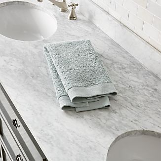 Egyptian Cotton Spa Blue Hand Towel