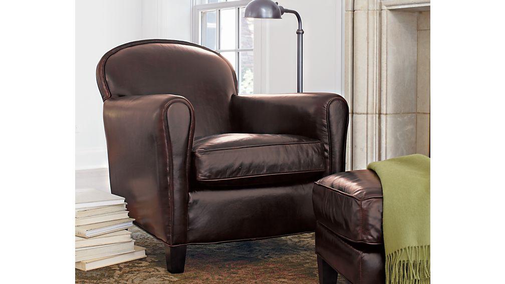 Eiffel Leather Chair