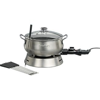 Cuisinart ® Electric Fondue Set