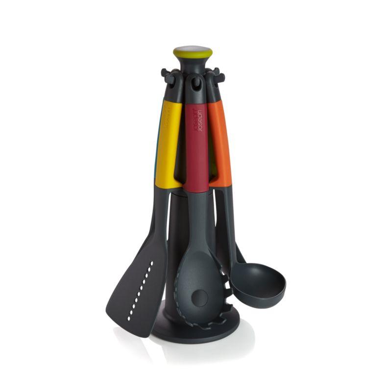 Set of 7 Joseph Joseph ® Elevate Carousel Tools