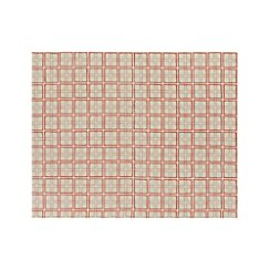 Elias Orange Wool 8'x10' Rug