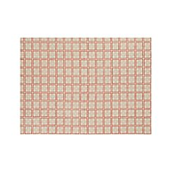 Elias Orange Wool 9'x12' Rug