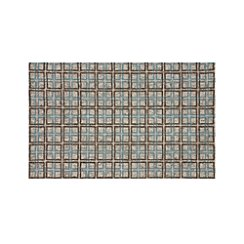 Elias Sky Blue Wool 5'x8' Rug