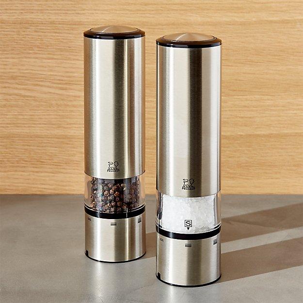 Peugeot ® Elis Electric Salt & Pepper Mills