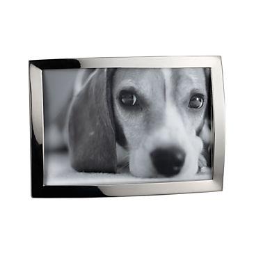 Eliza Silver 4x6 Picture Frame