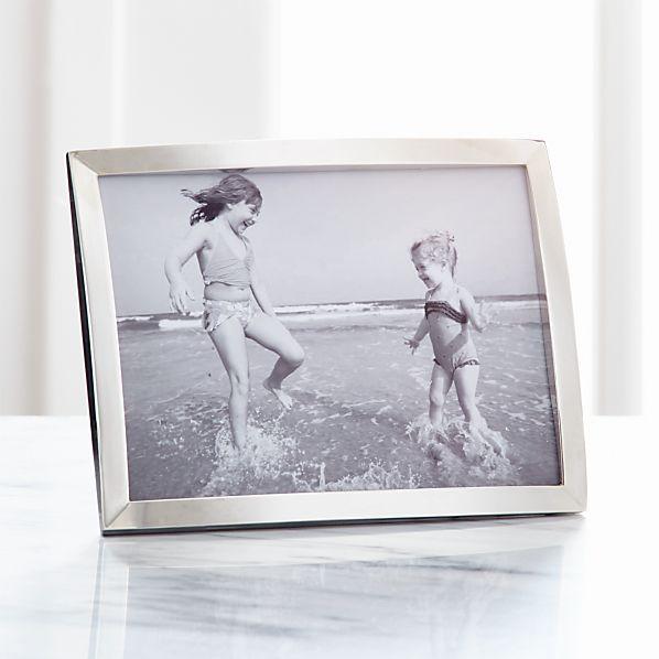 Eliza Silver 5x7 Picture Frame
