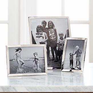 Eliza Silver Picture Frames