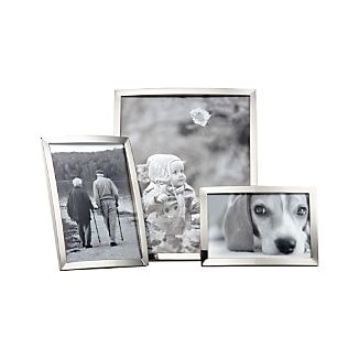 Eliza Silver Picture Frames