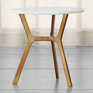 End Tables Crate And Barrel