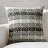 """Ellsa 20"""" Pillow with Feather-Down Insert"""
