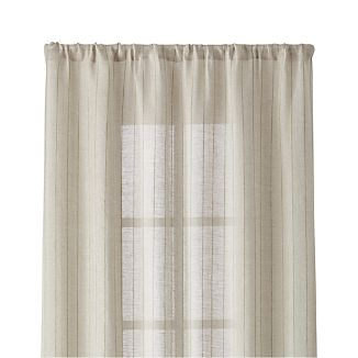 "Ellsbury Green 48""x96"" Curtain Panel"