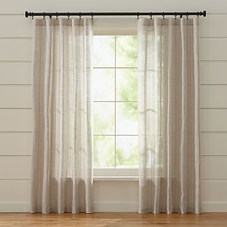 Ellsbury Purple Curtains