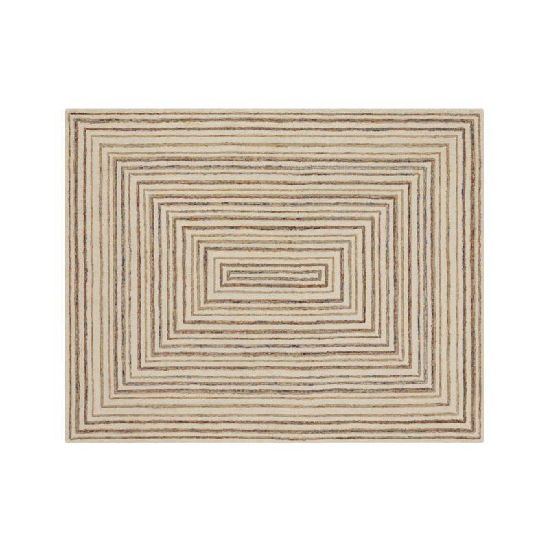 Ellwood Wool-Blend 8'x10' Rug
