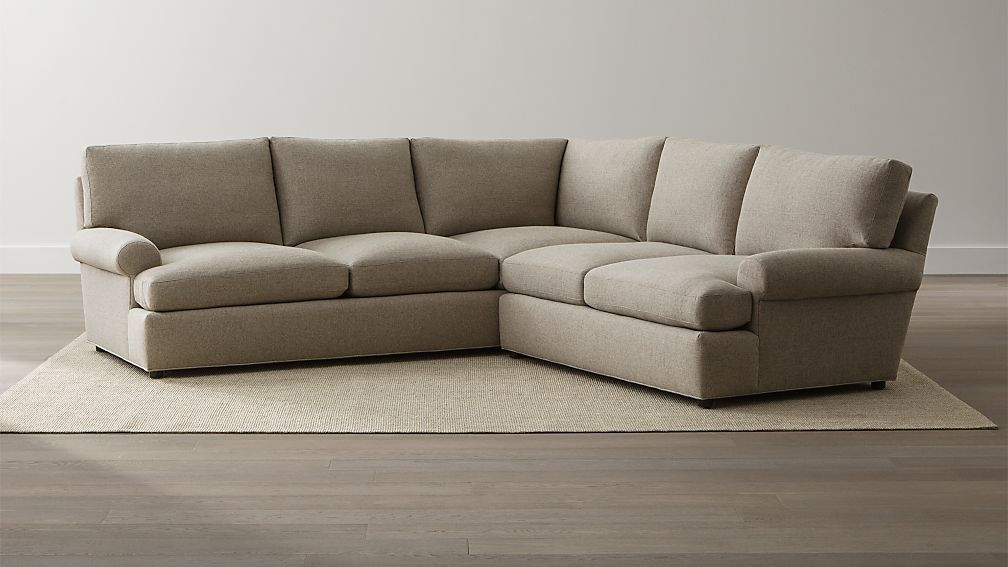 Ellyson 2-Piece Left Arm Corner Sofa Sectional