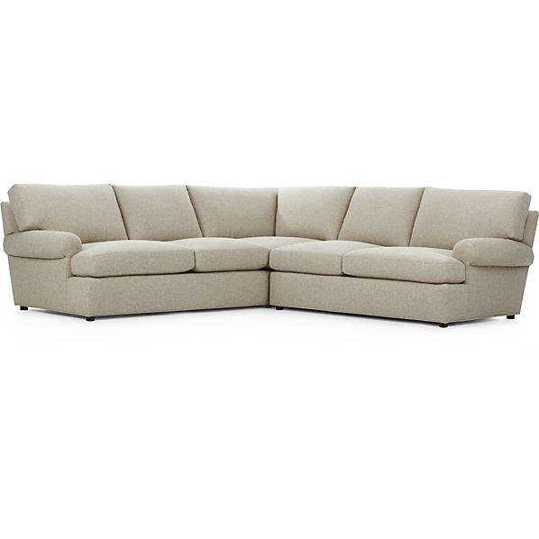 Ellyson 2-Piece Sectional Sofa