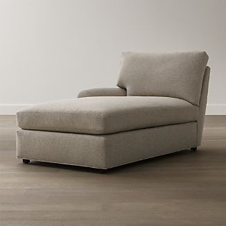 Ellyson Left Arm Sectional Chaise Lounge