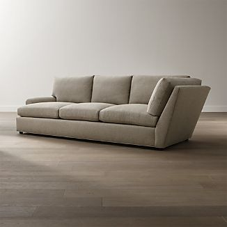 Ellyson Left Arm Corner Sectional Sofa