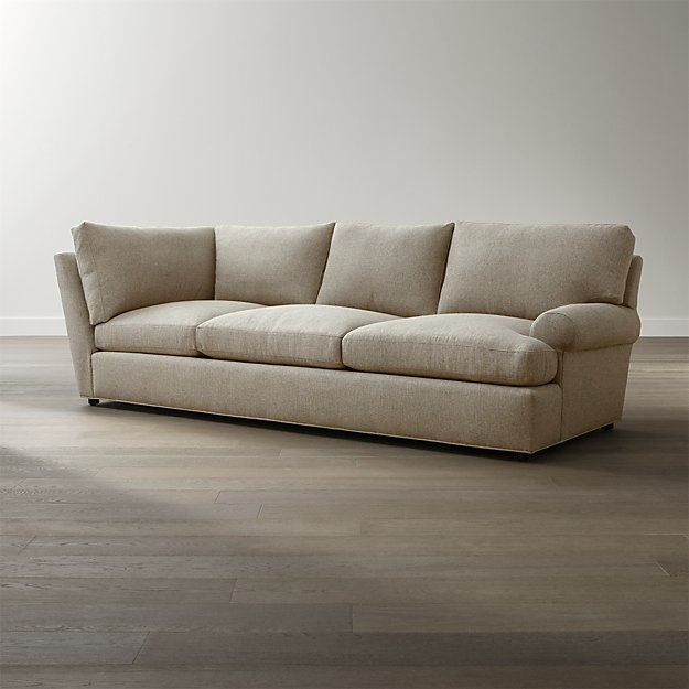 Ellyson Right Arm Corner Sectional Sofa