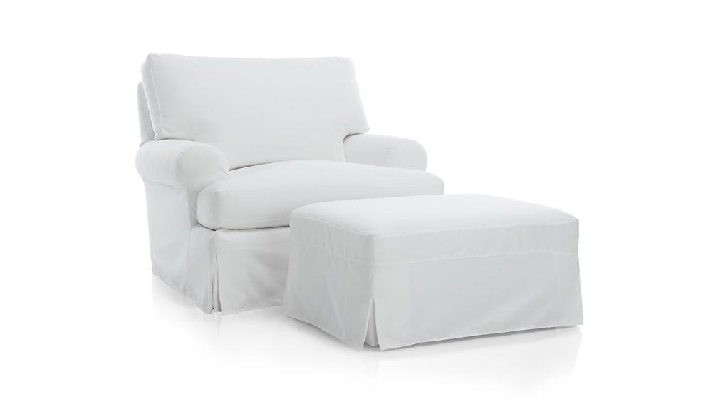 Ellyson Slipcovered Chair