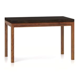 Myrtle Top/ Elm Base 48x28 Dining Table