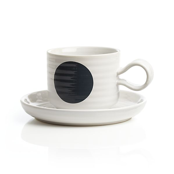 Elsa Cup with Saucer