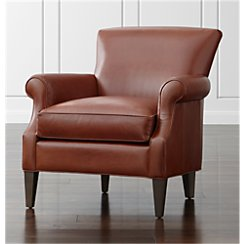 Elyse Leather Chair