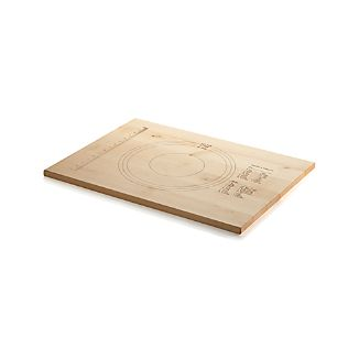 Embossed Maple Pastry Board