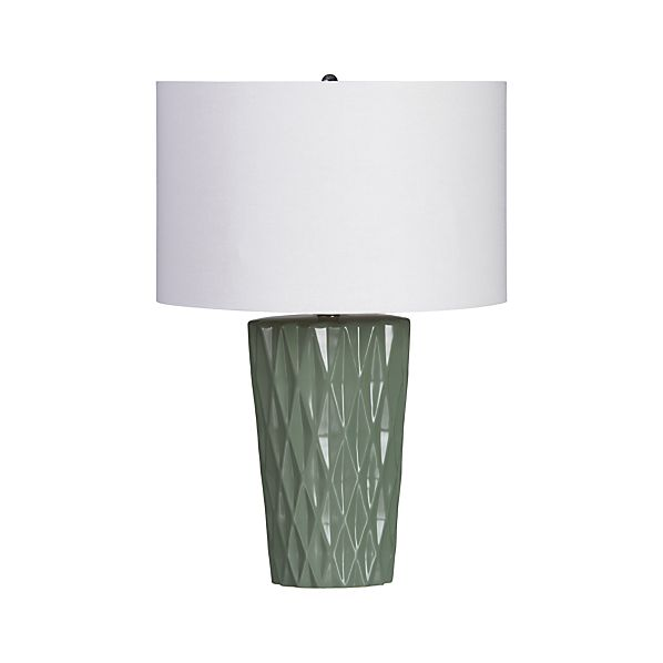 Emery Laurel Table Lamp