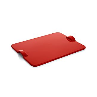 Emile Henry Red Rectangular Pizza Stone